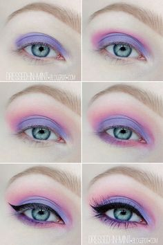 When it comes to eye make-up you need to think and then apply because eyes talk louder than words. The type of make-up that you apply on your eyes can talk loud about the type of person you really are. Eye Makeup Art, Cute Makeup, Makeup Inspo, Eyeshadow Makeup, Makeup Inspiration, Makeup Looks, Makeup Ideas, Style Inspiration, Eyeshadow Ideas