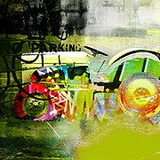 No parking Happy, Wall, Painting, Painting Art, Paintings, Drawings