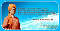Swami Vivekanand Quotes-Inspiring heights