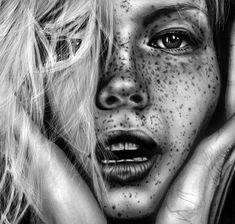 As ilustrações femininas de Sandra Jawad – BLCKDMNDS