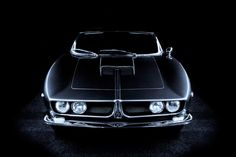 1963 Iso Grifo A3L prototype by Bertone by Ken Brown