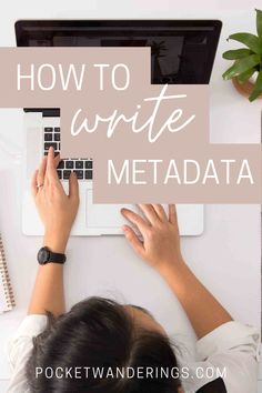 Metadata is very influential in your search rankings. Here I share metadata SEO tips and how to write metadata to improve your organic visibility.  Metadata | SEO Metadata | How To Write Metadata | Metadata Tips | Metadata SEO Tips | SEO Tips | Digital Marketing Tips | Writing Metadata  #Metadata #SEOMetadata #SEOTips #DigitalMarketingTips #MetadataSEOTips Digital Marketing, Content Marketing, Seo For Beginners, Website Ranking, Seo Tools, Instagram Influencer, Business Tips, Business Website, Copywriting
