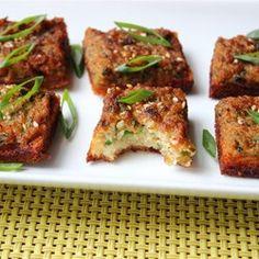 Chef John's Shrimp Toast - Allrecipes.com