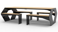 Get Out! Garden Furniture by Duffy London for Encompass Furniture Photo