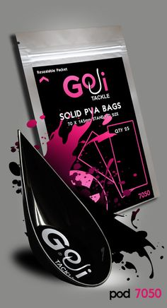 Solid PVA Bags Kit Pod (25pcs)