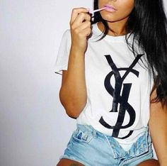 Must have this YSL t-shirt