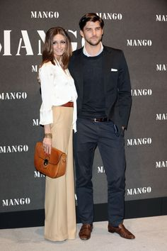At Mango Fashion Show November 16 2010