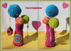 Tree of happiness (Pattern by Vendula)