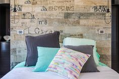 Master Bedroom House Rules house rules 2015: inside team vic's stunning whole house reveal