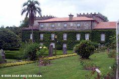 XOAN ARCO DA VELLA: PAZO DE CASTRELOS - VIGO