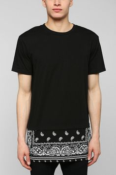 The Narrows Bandana Layer Tee
