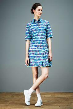 Richard Chai Love Resort 2013 Fashion Show - Mackenzie Drazan