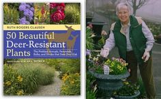 great book on Deer resistant plants