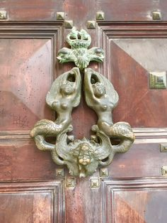 Door Knocker - Bologna - Italy