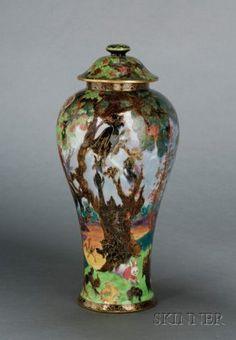 wedgewood fairyland vase