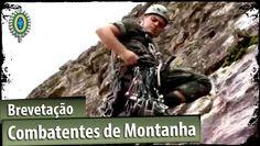 Novos combatentes de MONTANHA recebem brevê no 10º BIL Mth
