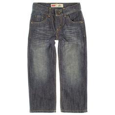 Levi's Boy's 2-7 514 Slim fit Straight Leg Jeans only $26.99 at www.redtagfashion.com