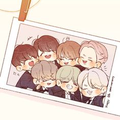 Page 2 Read from the story Fanart BTS by with 80 reads. Bts Chibi, Anime Chibi, Foto Bts, Bts Art, Fanart Bts, Bts Pictures, Photos, Loli Kawaii, Bts Aesthetic Pictures