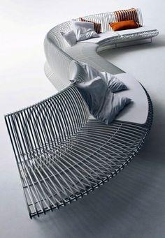 sika design rattan gartenbank isabell weiß | gartenmöbel & outdoor, Hause und garten
