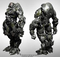 ARCHETYPE robots