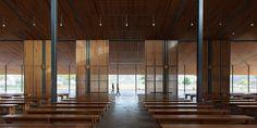 New church building in Vietnam; Dipl.-Ing. Thu Huong Thi Vu, Dipl.-Ing. Tuan Dung Nguyen