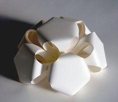 Dodecahedron II: Half model by Richard Sweeney, via Flickr