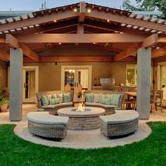 25 Amazing Outdoor Kitchens - Style Estate - | outdoor living ... on