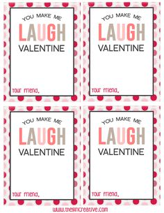 Laffy Taffy Valentines - The Girl Creative