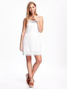 Gauzy Cami Dress for Women