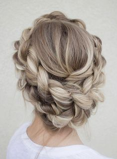 Best Wedding Hairstyles : Featured Hairstyle: Hair and Makeup by Steph