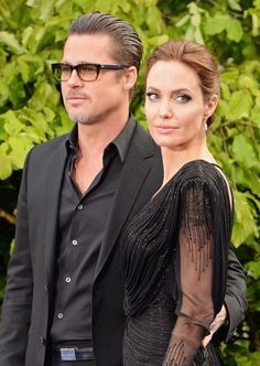 Pin for Later: Angelina Jolie Brings Brad and Maddox to Kensington Palace!