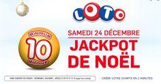 Le jackpot du Loto de ce samedi est de 10 millions sur FDJ