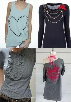 EL JARDIN DE LOS SUEÑOS: Customiza una camiseta