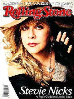 Stevie Nicks Rolling Stone 1/29/2015