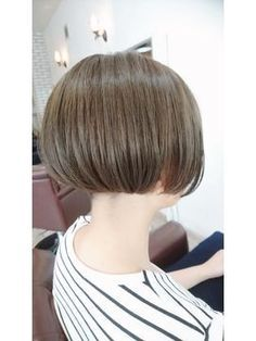Short Hair Cuts For Women, Short Hair Styles, Bob Hairstyles For Fine Hair, Corte Y Color, Salons, Hair Beauty, My Style, Hair Color, Short Hairstyle