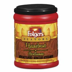 Hazelnut Coffee – Folgers Coffee