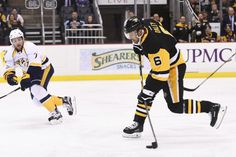 Trevor Daley out for six weeks for Penguins = The Pittsburgh Penguins just dealt for defenseman Ron Hainsey this morning – and the cause was made apparent almost immediately. After being…..