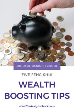 We thought you could use a little feng shui pick-me-up, so we (Laura & Anjie) pulled together some simple yet effective feng shui tools and put them all together in one easy-to-follow, step-by-step, wealth-boosting list. #abundance #wealth Feng Shui Tools, Feng Shui Wealth, Pick Me Up, School Design, Abundance, Mindfulness, Simple, Easy, Tips