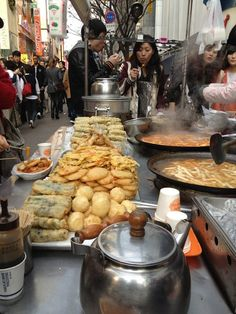 Great Korean street food - why doesn't America have this?..., ,