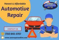Car Repair & Service in North Las Vegas