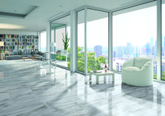 Jurassic - Light grey Floor Ceiling, Petrified Wood, Contemporary, Modern, Master Bath, Living Spaces, Flooring, Architecture, House