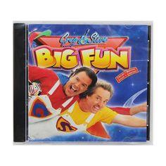 GREG & STEVE BIG FUN CD
