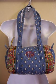A lot of people aren t fond of these Vera Bradley bags e0fa64f3c0ed7