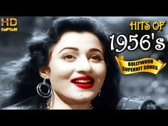 1956's Super Hit Bollywood Songs | Romantic Era Songs | All Hit Video Songs Jukebox HD - YouTube Lata Mangeshkar, Hindi Video, Drinking Quotes, Classic Songs, Bollywood Songs, Music Albums, Jukebox, Venus, Cinema
