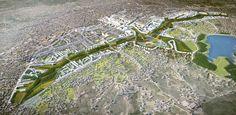 Gallery of Building Tirana's Green Future: Tirana Northern Boulevard and River Project / Cino Zucchi Architetti - 11
