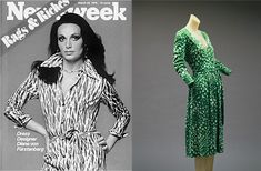 Fashion Classics: Diane Von Furstenberg Wrap Dress