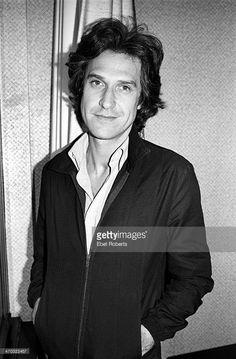 Ray Davies, Warwick Hotel in NYC 1978. (Photo by Ebet Roberts/Redferns)