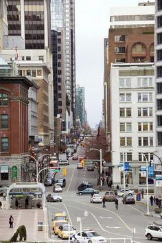 Vancouver Street | Canada (by pokoroto)