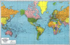 world atlas with latitude and longitude HD Wallpapers Download