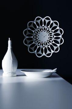#diamantinidomeniconi #& #madeinitaly #italiandesign #interiordesign #wallclock #juancarlosviso